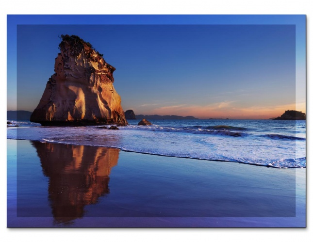 Hoho Rock At Sunrise