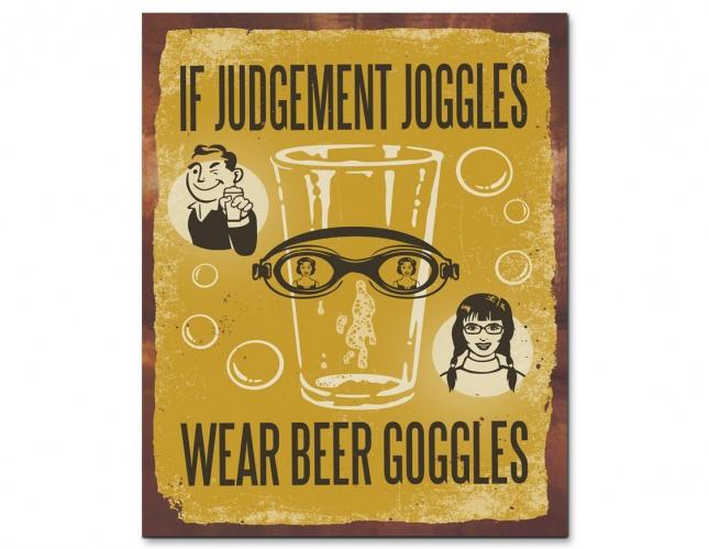 If Judgement Joggles