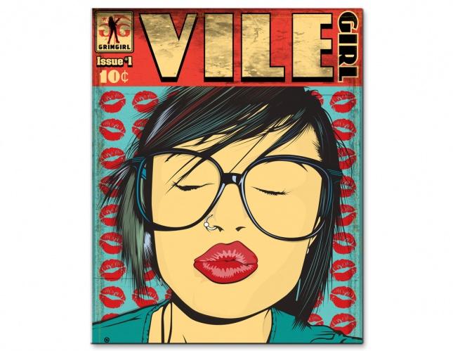 Vile Girl